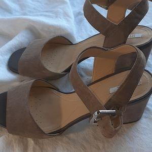 Geox suede Sandals